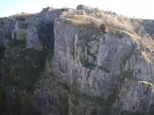 High Rock, Cheddar Gorge