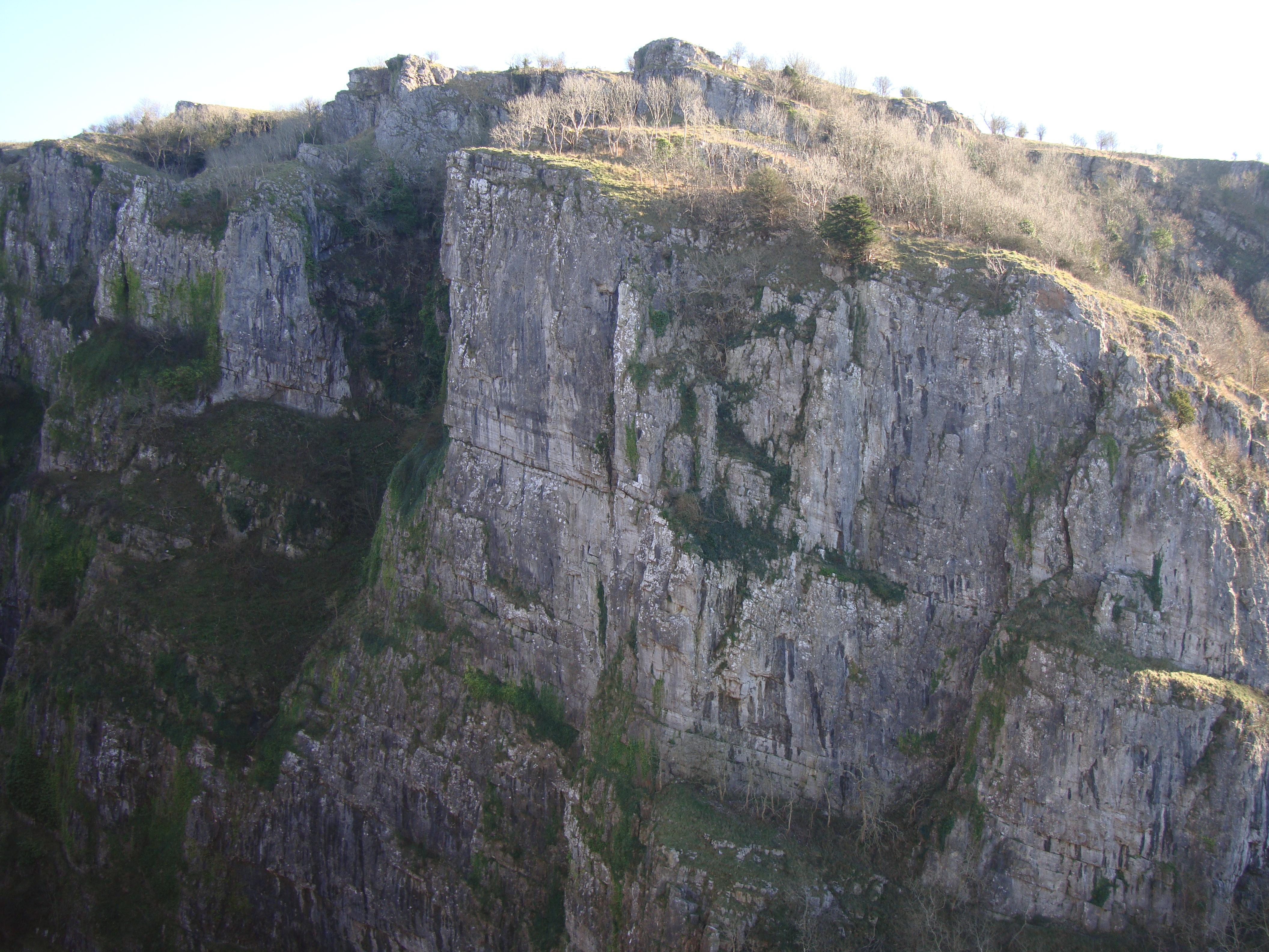 High Rock Cheddar Gorge